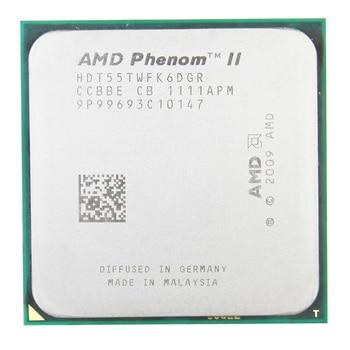 AMD Phenom II X6 1055T 95W CPU processor 2.8GHz AM3 938 Processor Six-Core 6M Desktop CPU 95W 1