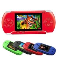 16 бит PXP3 портативный игровой плеер Видео игровая консоль с av-кабелем + 2 игровые карты Классический Детский семейный видео PXP 3 игровая консол...