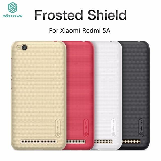 """Nillkin для Xiaomi Redmi 5A 5,0 """"чехол для телефона Матовый Щит Жесткий Чехол для Redmi 5A чехлы крышка"""