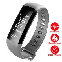 M2-PRO R5MAX Экран Smart Call Напоминания Фитнес Браслет Прогноз Погоды Кровяное Давление кислорода в Крови Монитор Сердечного ритма