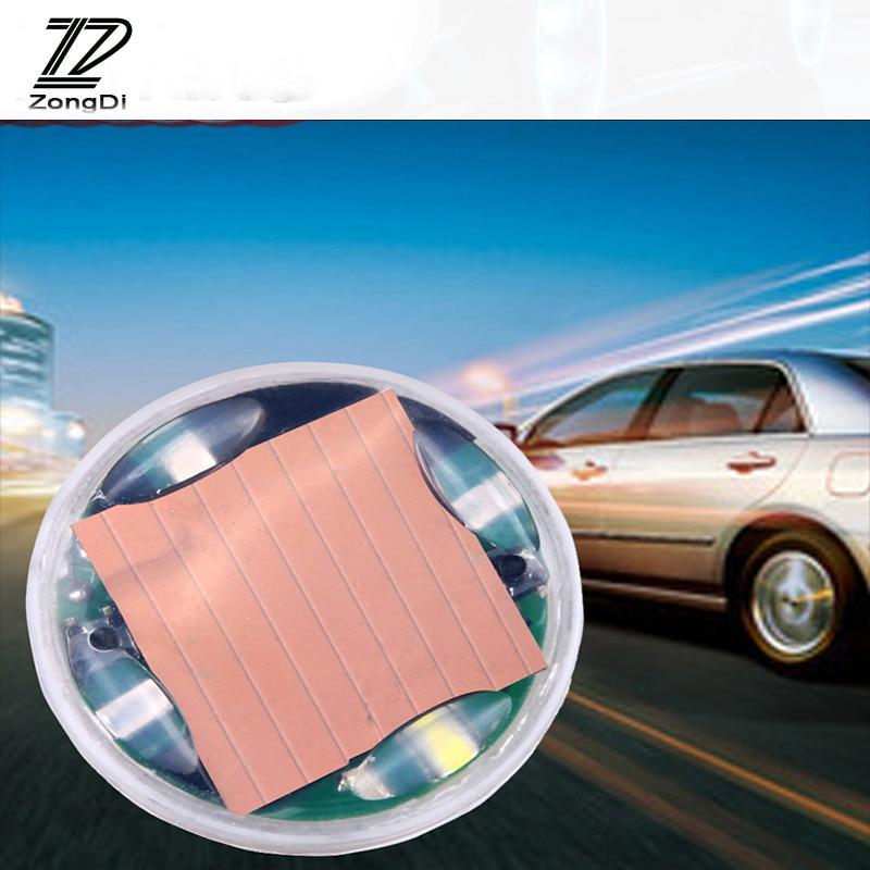 ZD 1PC For Kia Rio 3 Ceed Toyota Corolla 2008 Avensis C-HR RAV4 Mazda 3 6 Car Automotive Solar Air Tire Valve Atmosphere Lamp