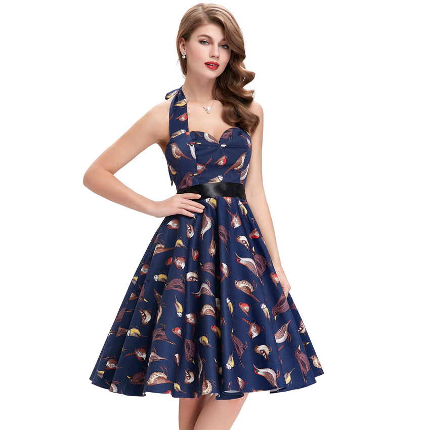 Compare Prices on Tea Length Summer Dresses- Online Shopping/Buy ...