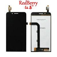 Asus ZenFone Redberry 이동 ZC500TG Z00VD LCD 디스플레이 + 터치 스크린 패널 디지