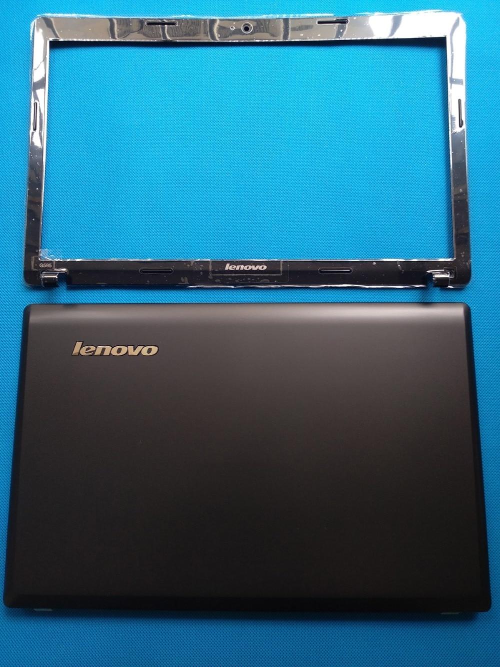New original for Lenovo G580 G585 LCD Back Cover+Lcd Front Bezel Cover AP0N2000444 AP0R4000100 цена