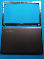 New Original Lenovo G580 G585 Screen Rear Cover Laptop Cover Metallic Gray AP0N20004