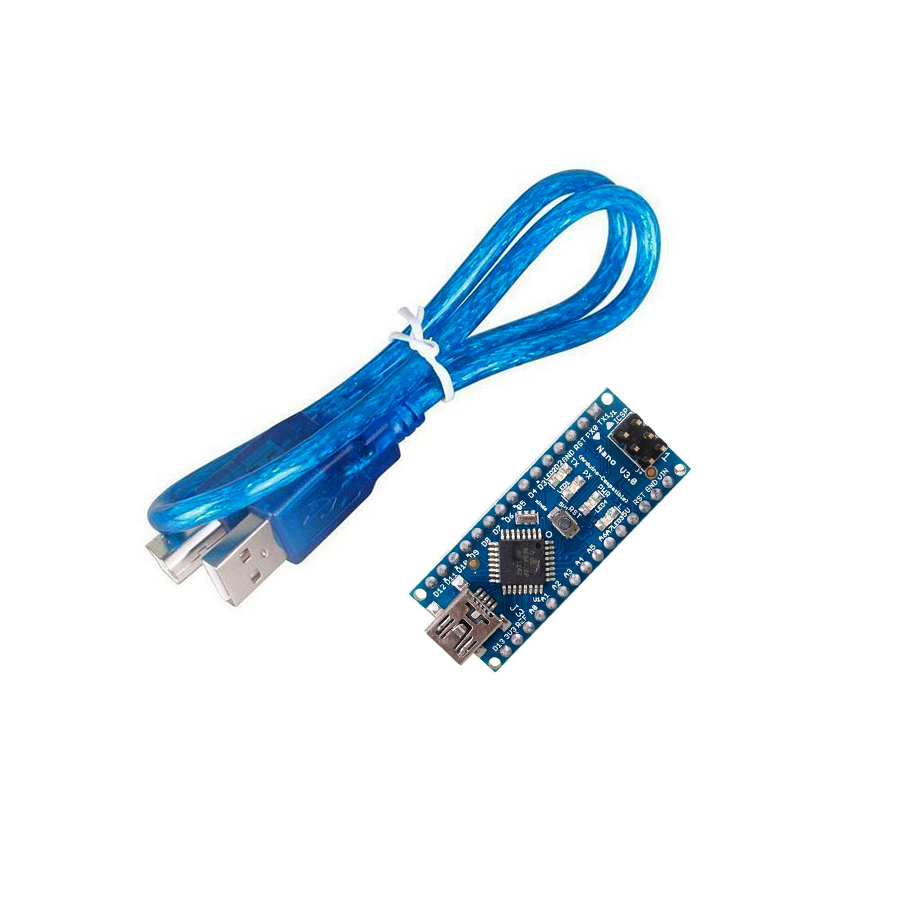 Nano V3.0 ATMEGA328 FT232RL  With USB Cable Suppor Win7 Win8