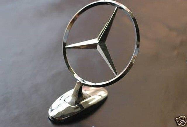 Accesorios para mercedes benz ornamento campana frente 3d for Mercedes benz ornaments