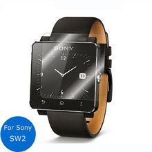 Für Sony Smartwatch 2 SW2 Ausgeglichenes Glas-schirm-schutz-schützender Film Für Sony SW2 Smart Uhr 9 H Glas Film