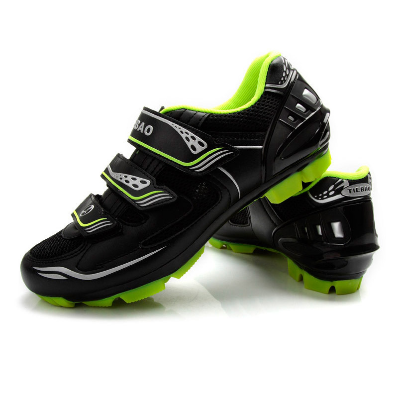 2015 Men Athletic Cycling Shoes Mountain Bicycle Shoes ...
