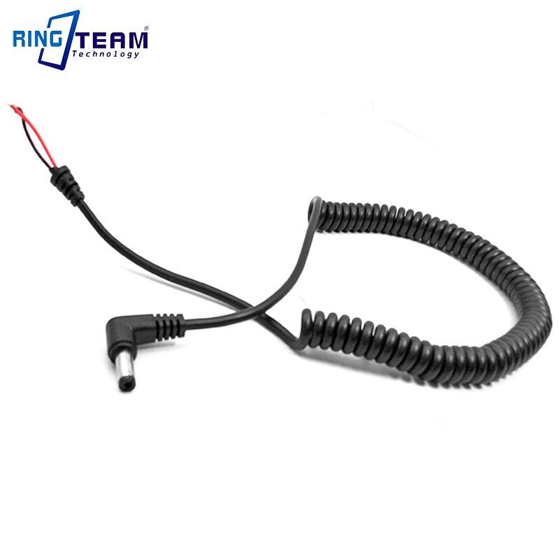 5.5x2.1mm Male To 5.5 x 2.1mm Male DC Power Plug CCTV