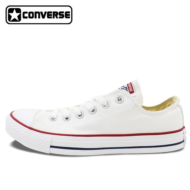 Custom White Converse All Star Low Top Hand Painted Shoes Canvas Sneakers Price Varies with Design