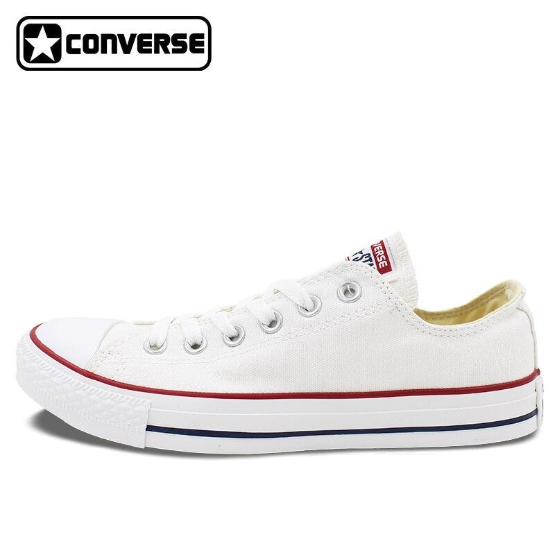 Prix pour Personnalisé Blanc Converse All Star Low Top Chaussures Peintes à la main Toile Sneakers Prix Varie avec la Conception