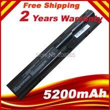 5200mAH Laptop Battery For HP ProBook 4330s 4331s 4430s 4431s 4435s 4436s 4440s 4441s 4540s 4530s LC32BA122 PR06 QK646AA