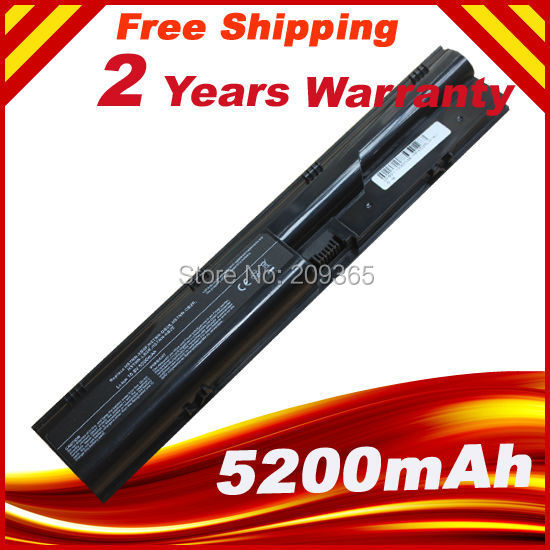 Laptop Battery For HP ProBook 4330s 4331s 4430s 4431s 4435s 4436s 4440s 4441s 4446s 4530s 4535s 4540s 4545s LC32BA122 PR06