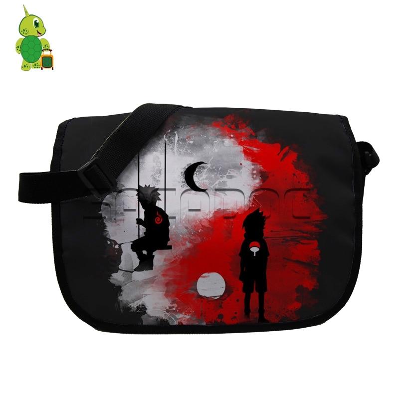 7d3599a632b7 Detail Feedback Questions about Anime Naruto Sasuke Naruto Outline Messenger  Bags Jiraiya Printing School Handbag for Teenagers Students Crossbody  Shoulder ...