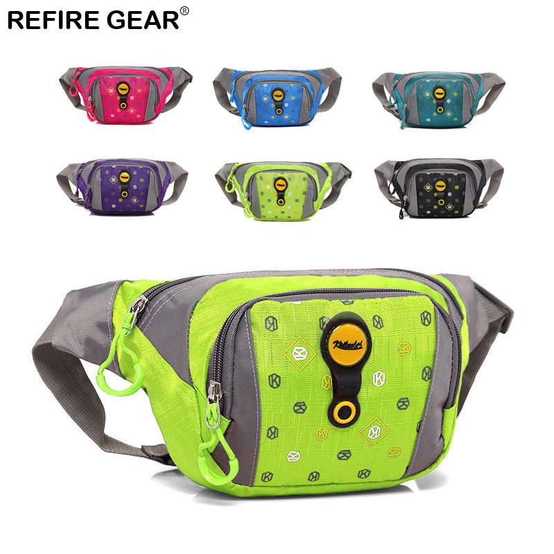 Refire Gear New Outdoor Backpack Usb Charging Sports Bag Multifunctional Hiking Climbing Camping Trekking Bag 51cm*32cm*15cm Climbing Bags Camping & Hiking