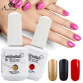 Saviland 1pcs Soak Off 15ml 58 Colorful GelPolish Lacquer Varnishes Nails Vernis Semi Esmalte Permanent Gel polish