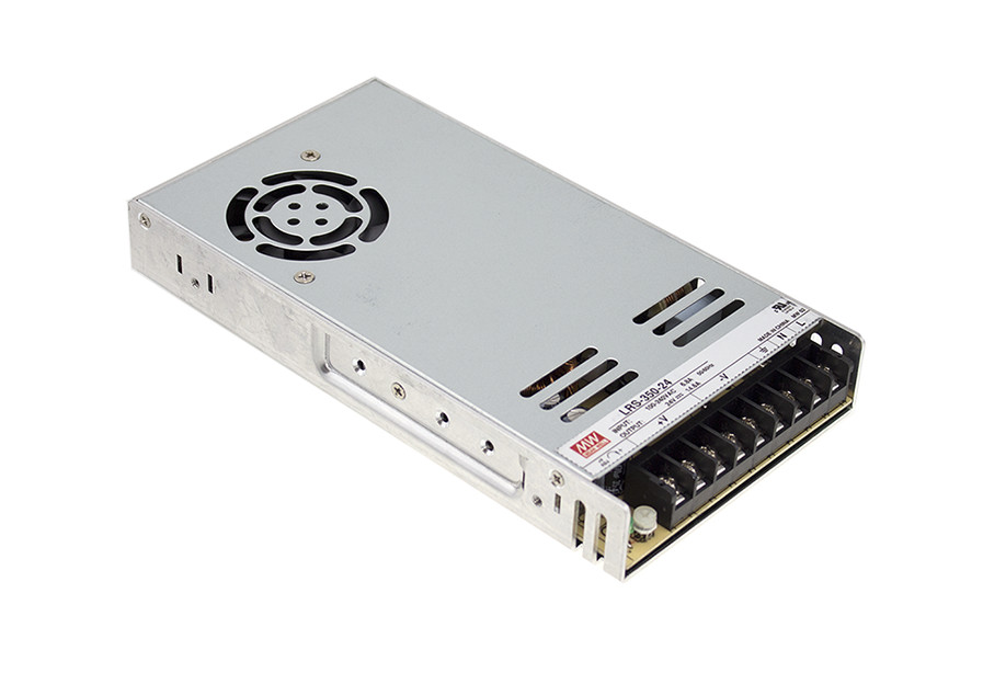 ФОТО [PowerNex] MEAN WELL original LRS-350-4.2 4.2v 60A meanwell LRS-350 4.2V 252W Single Output Switching Power Supply