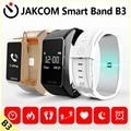 Jakcom b3 banda nuevo producto inteligente de smart watch wristba como pulsera inteligente de la presión arterial de fitness talkband b2