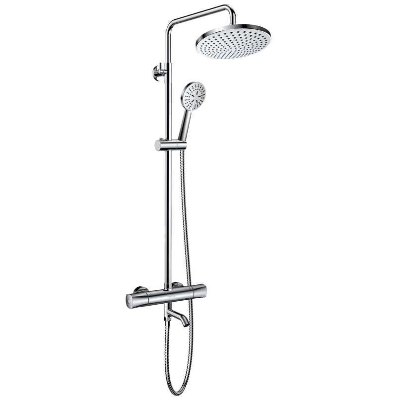 Micoe shower set intelligent thermostatic faucet - Intelligent shower ...