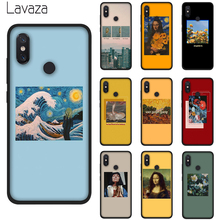Lavaza Great art aesthetic van Gogh Soft TPU Case for Xiaomi Redmi 7 4A 6A S2 Note 4 4x 5 6 Pro 5A Prime Go