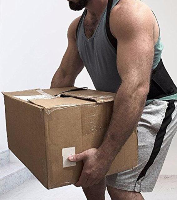 Corrector Postura Magnética dos homens das Mulheres do Espartilho Cinta Suporte Para as Costas Postura Corrector Cinto de Apoio Lombar Para Trás