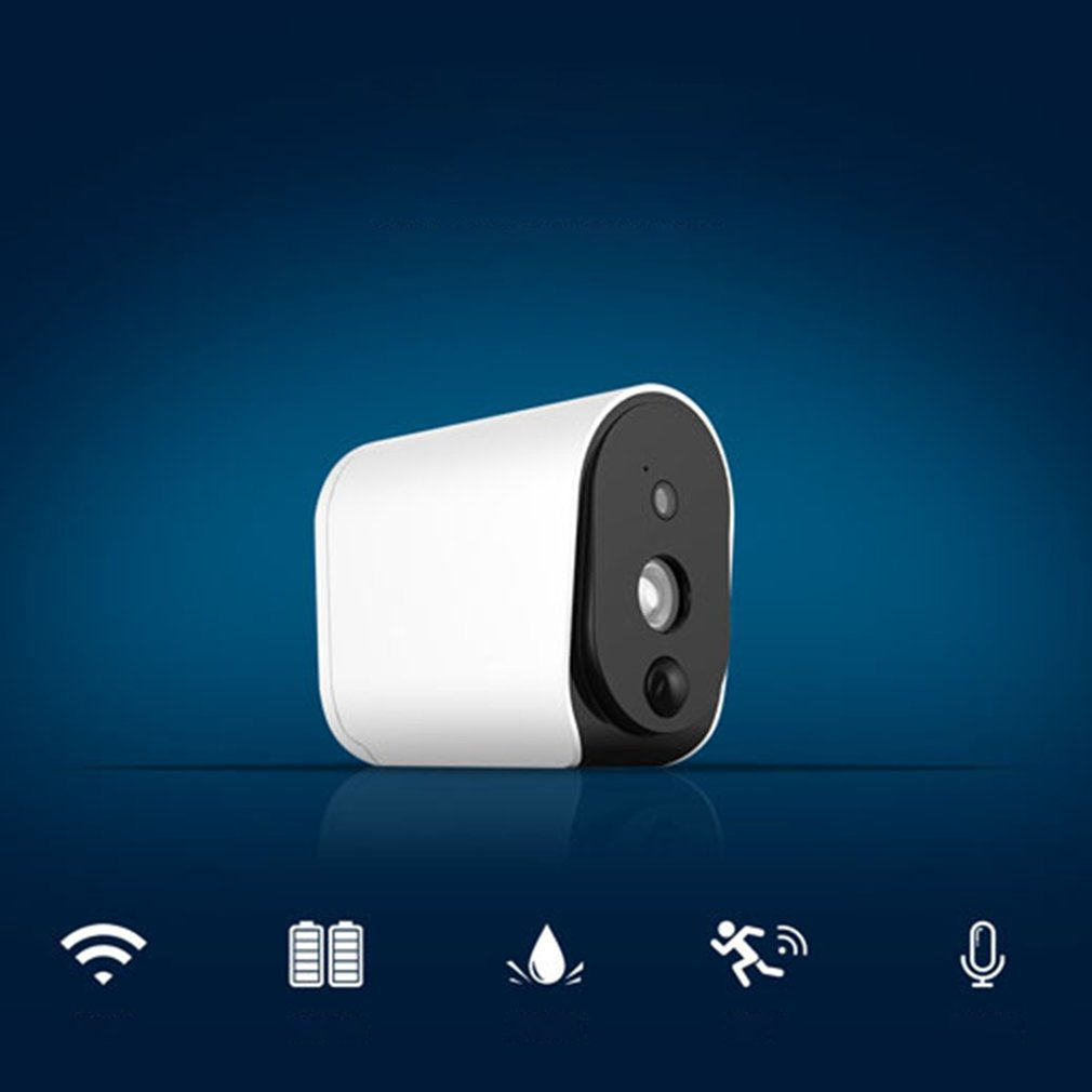 Network HD Wireless Wifi Battery Camera Home Cell Phone Remote Monitoring Camera цена