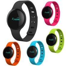 Se Divierte la Venda de H8 H8 Inteligente Reloj Bluetooth 4.0 Pulsera de Moda Pulsera de Reloj Eléctrico Eléctrico Multicolor Correa De Goma