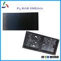 P5 64 pixels * 32 pixels SMD2121 cor cheia interior levou módulo de tela/P5 RGB smd 320mm * 160mm/vídeo HD P5 levou módulos