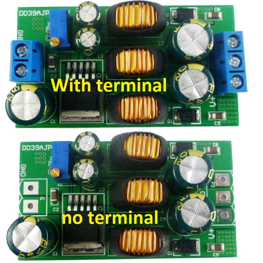 2x 20w Boost Buck Dual Output Voltage Module 36 30v To 3 Dc Converter 5v