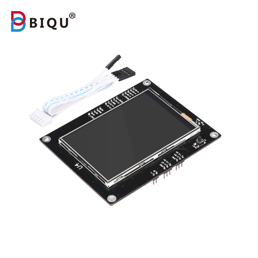 BIGTREETECH TFT35 V1.1 control panel 3.5 inch full-color touch screen LCD compatible with MKS base for 3d printer