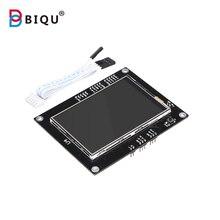 BIGTREETECH TFT35 V1.2 панель управления 3,5 дюйма сенсорный экран full-цвет ЖК-дисплей Совместимость с МКС Gen V1.4 SKR V1.1 для 3d принтер