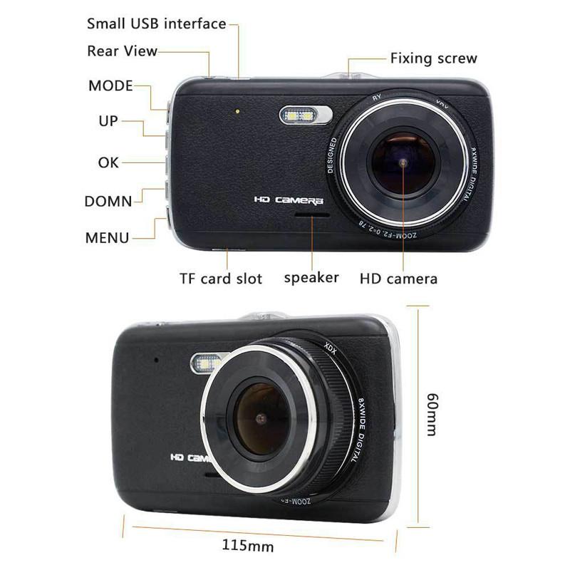 camera hành trình s610