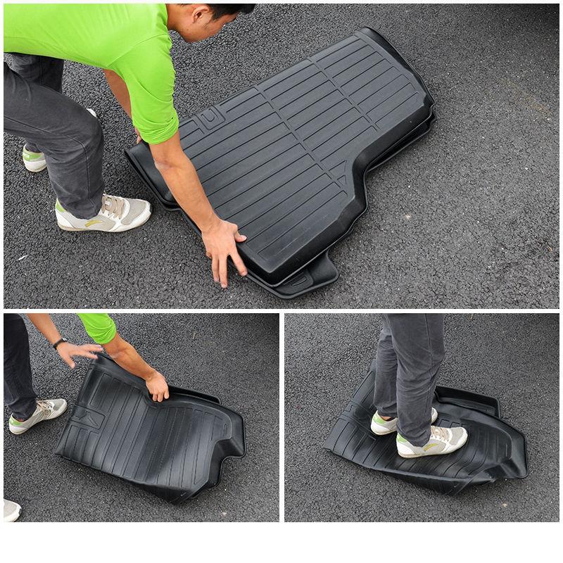 Rakord me bagazh të përshtatur për automjete për HONDA FIT - Aksesorë të brendshëm të makinave - Foto 6