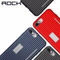 Rock cana case para iphone 7/7 plus case ranura para tarjeta de teléfono