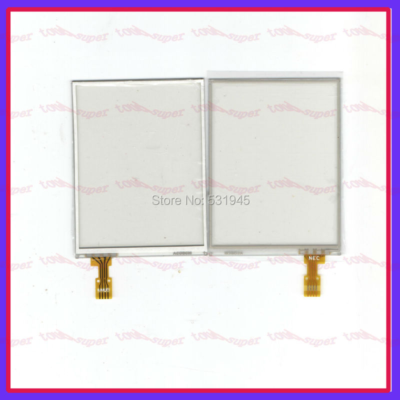 6 pcs of New 3.5 inch For DATALOGIC Falcon X3 Barcode Handheld Terminal Touch screen digitizer glass free shipping