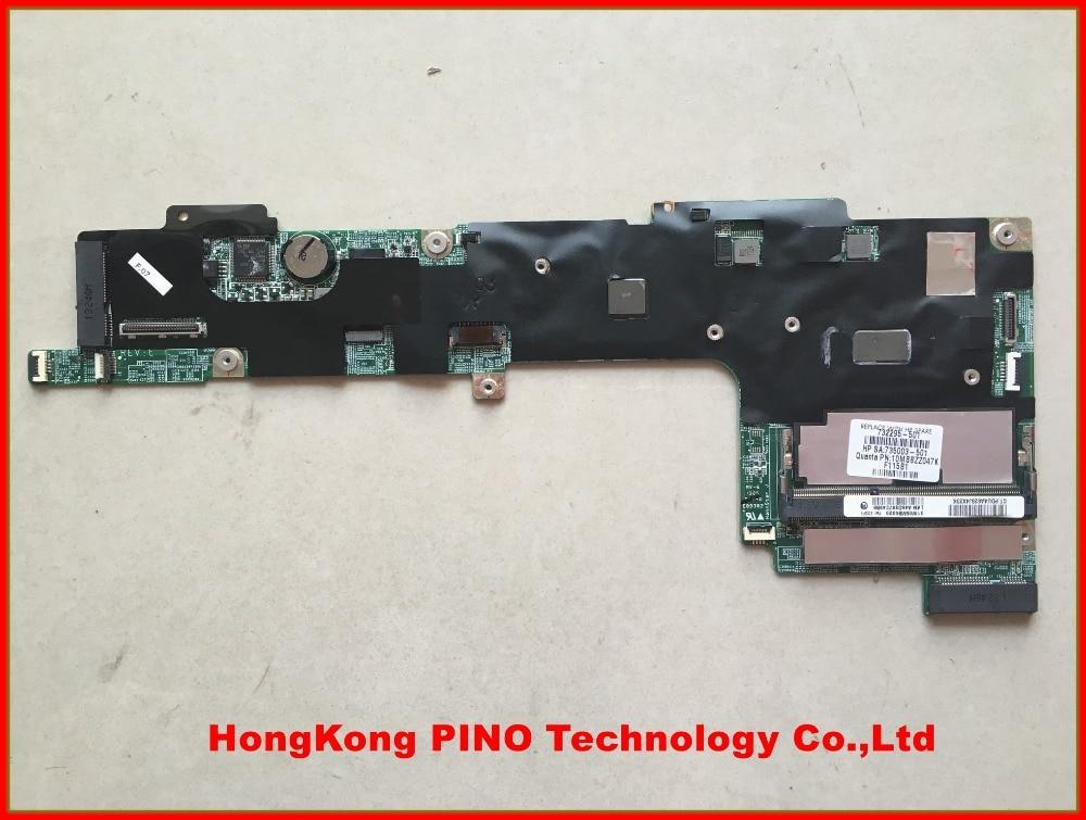 732295-501 For HP SPLIT 13T-M000 X2 13-M 13T-M Laptop Motherboard i5 DA0W05MB8E0 REV:E 100% tested