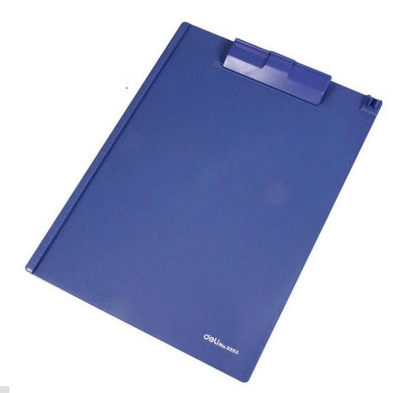 Briefpapier Tekenen Clipboard Map Klemborden A4 Lettergrootte - Notitieblokken en schrijfblokken bedrukken - Foto 4