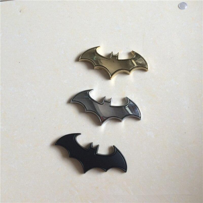 Funny Rear 3D Carbon Sticker Emblem Badge Batman M for Mazda 2 3 5 6 CX-5 CX-3