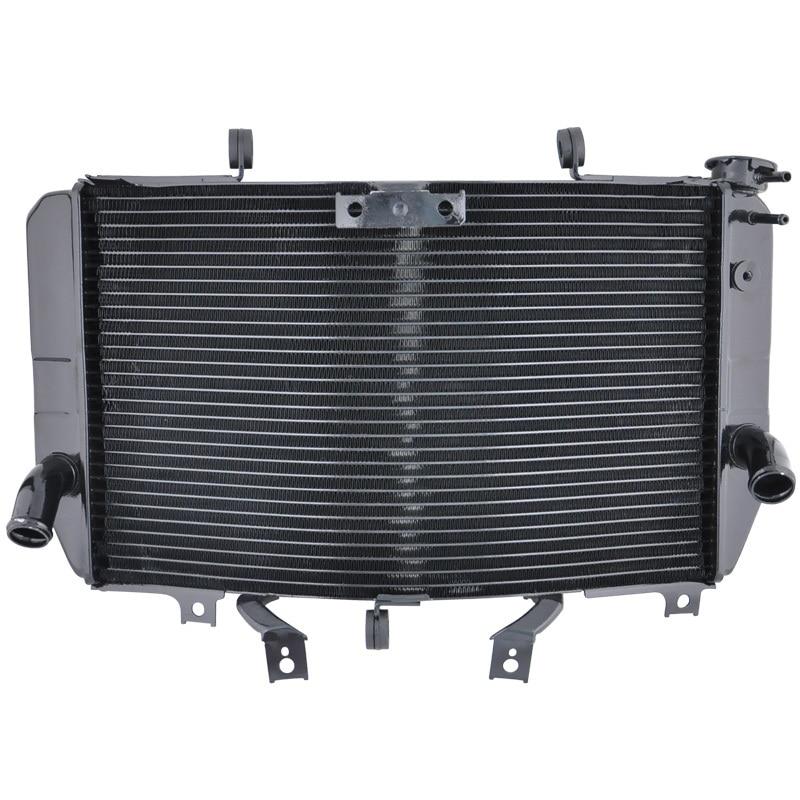 LOPOR For Suzuki GSXR1000 K1 K2 GSX R1000 GSXR 1000 2001 2002 Motorcycle Parts Aluminium Radiator