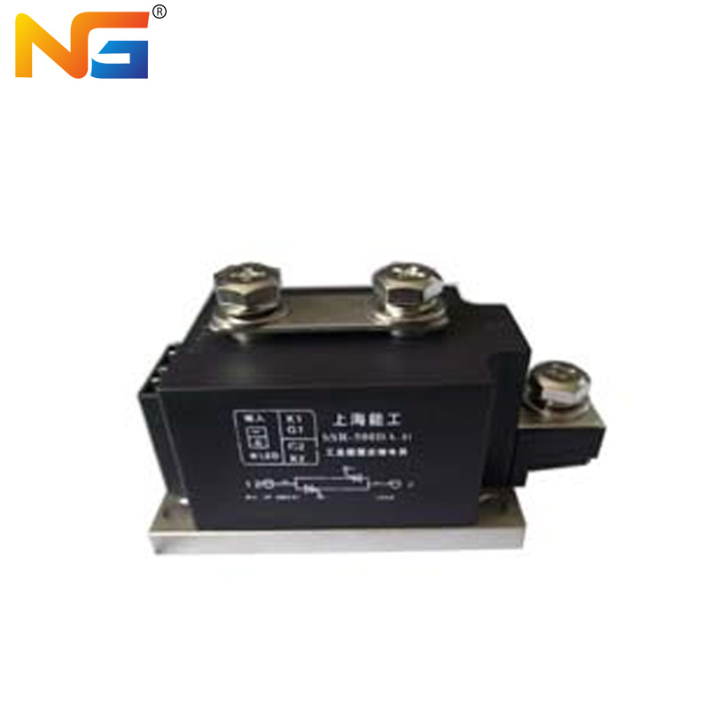 NG SSR-500AA-H solid state relay single-phase AC control AC high structural strength 500A 600A 700A h 500a