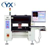 Vender Superventas SMD máquina LED SMT550 máquina de recogida y colocación SMT con 50 alimentadores 0201