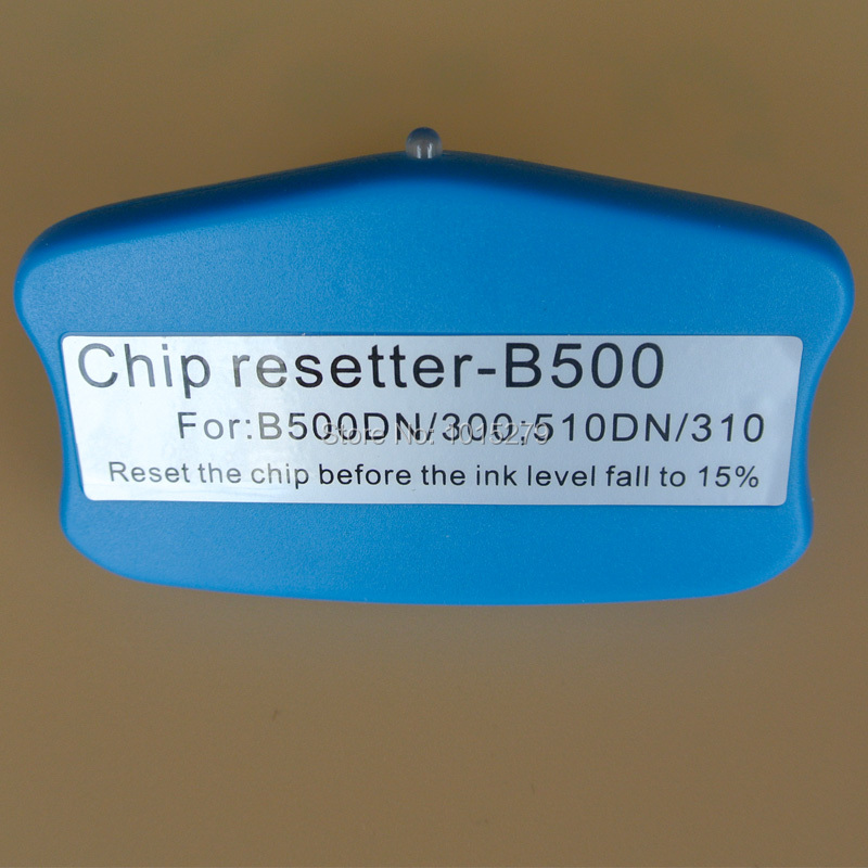 Chip Resetter Fur Epson B 510DN 310N 500DN B300 Patrone Und Wartung Tank B510 B310 B500 In Neu