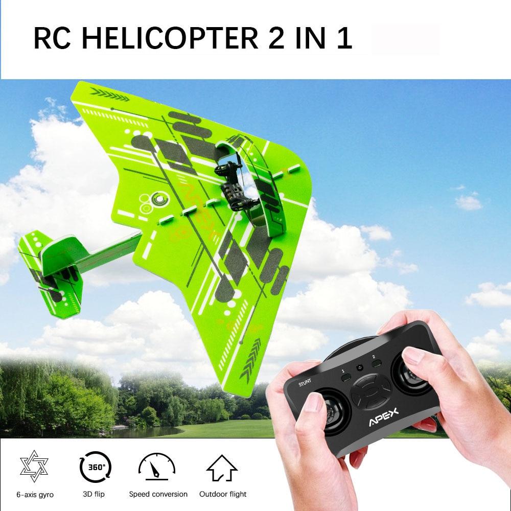 Helikopter Bugünün Health Mini