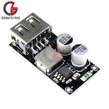 QC3.0 QC2.0 быстрая зарядная плата DC-DC понижающий преобразователь трансформаторный источник энергии модуль USB QC 3,0 QC 2,0 для автомобиля