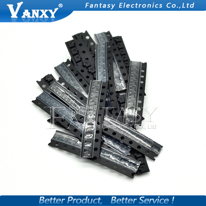 21values* 10pcs=210pcs SOT-23 2N2222 TL431 S8050 S8550 2N3906 MMBTA42 MMBTA92 MMBT5401 SOT23 Transistor Kit Package