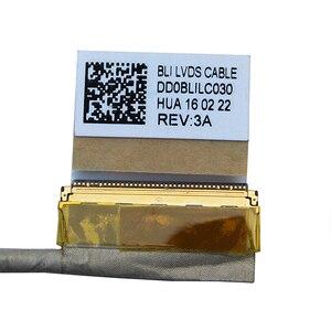 Image 2 - Tela de vídeo flex para toshiba L50 B L55D B S55 B l50 L55 B portátil lcd led lvds display fita cabo dd0blilc020 dd0blilc030