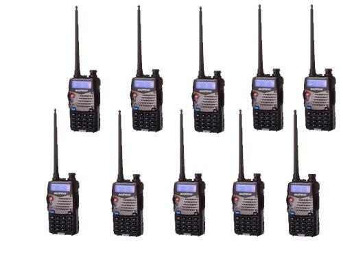 10 PZ Baofeng UV-5RA + PLUS Per La Polizia WalkieTalkie Scanner Radio Dual Band Cb Radioamatore Ricetrasmettitore UHF 400-470/VHF136-174MHz10 PZ Baofeng UV-5RA + PLUS Per La Polizia WalkieTalkie Scanner Radio Dual Band Cb Radioamatore Ricetrasmettitore UHF 400-470/VHF136-174MHz