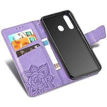 Plain Butterfly Phone Case sFor Frame Samsung Galaxy Feel 2 A10E A10 A2 Core A20E A20 A30 A40 A50 A70 A80 A90 M10 M20 M30 P05F
