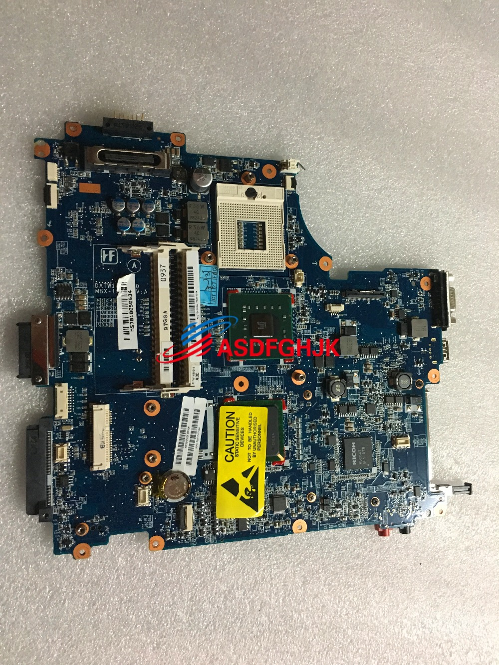 FOR Sony VAIO VGN-BZ BZ11XN  Motherboard MBX-193 DA0TW1MB8C0 A1542723A 100% TESED OKFOR Sony VAIO VGN-BZ BZ11XN  Motherboard MBX-193 DA0TW1MB8C0 A1542723A 100% TESED OK